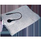 Textilelektrode Kniebandage