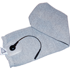 Textilelektrode Socke